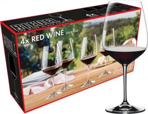 Riedel Extreme Red-Cabernet wijnglas (set van 4 voor € 44,00)