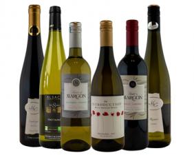 Aspergewijnen 2021 wijnpakket ( 6 x 1 flessen)