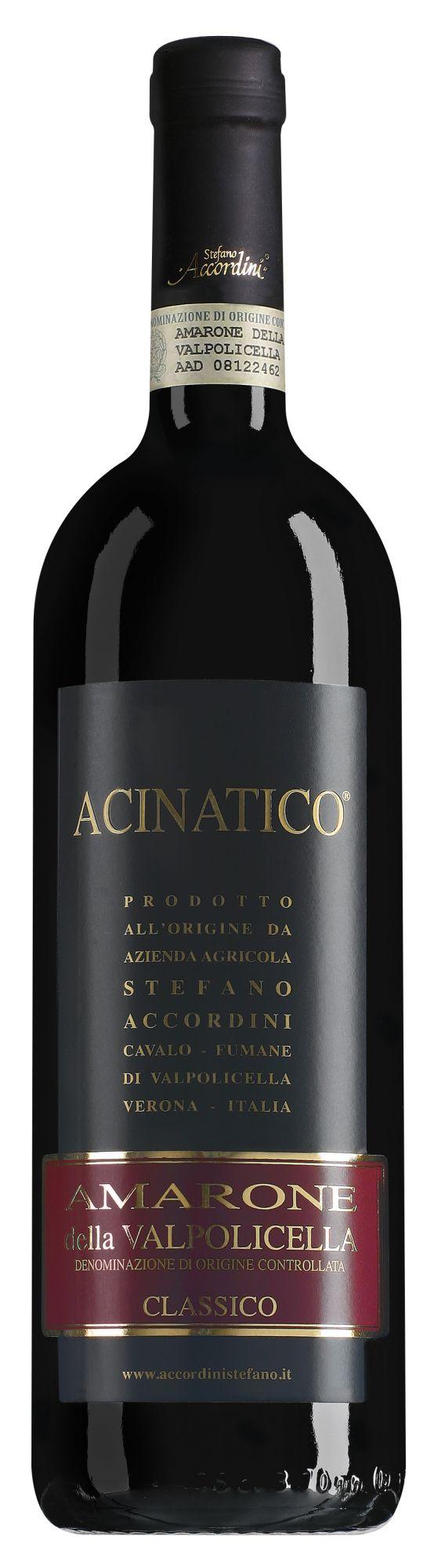 Stefano Accordini Amarone della Valpolicella Classico, magnum in kist