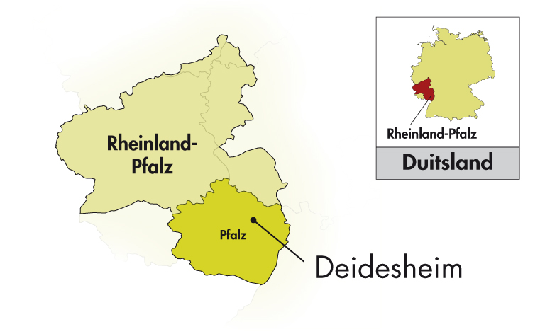 Reichsrat von Buhl Pfalz Spätburgunder Prestige Sekt Brut rosé