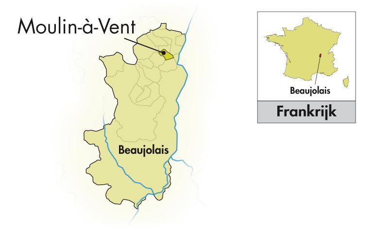 Jean-Paul Brun Terres Dorées Moulin à Vent Les Thorins
