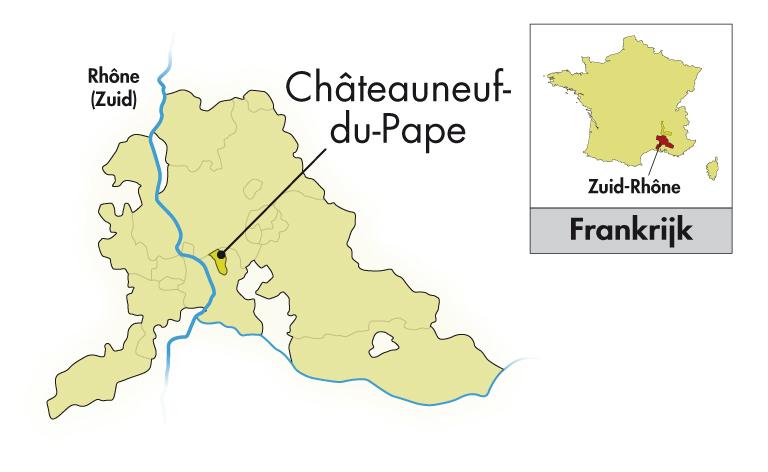 Le Clos du Caillou 'La Réserve' Chateauneuf-du-Pape Bio