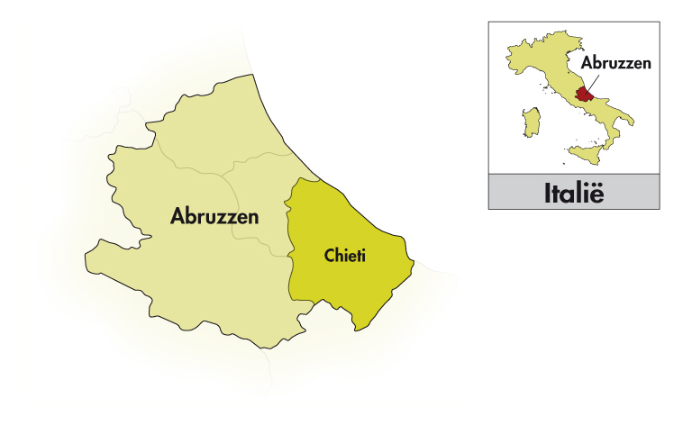 Cantina Tollo Montepulciano d'Abruzzo Riserva Mo