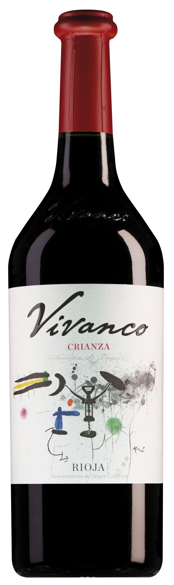 Vivanco Rioja Crianza ( 5 liter )