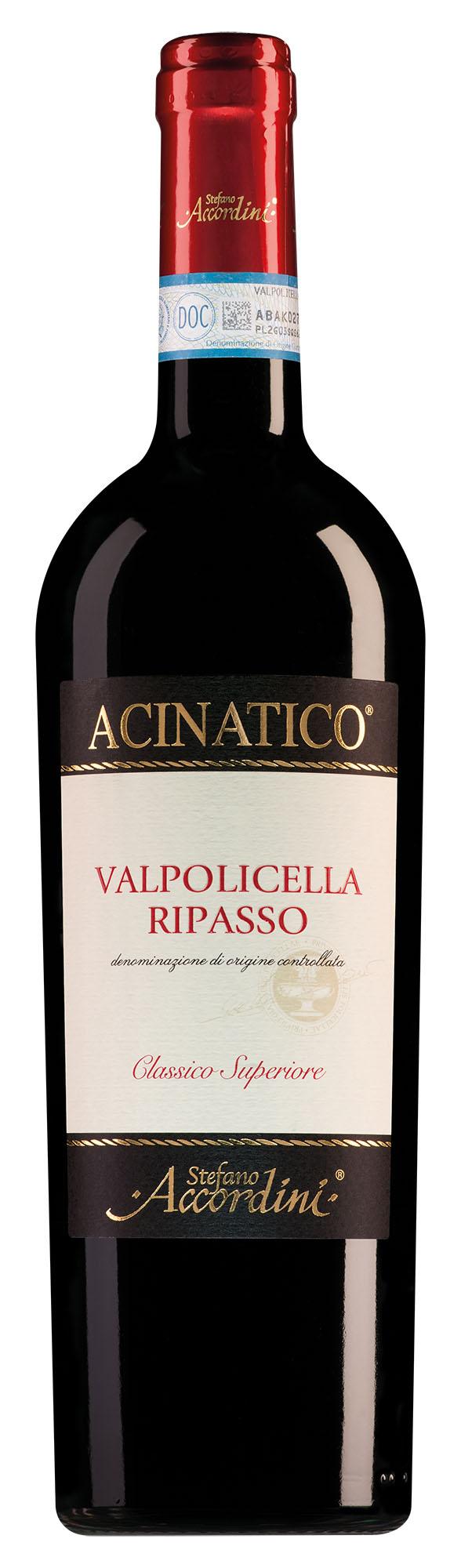 Stefano Accordini Valpolicella Ripasso Classico Superiore