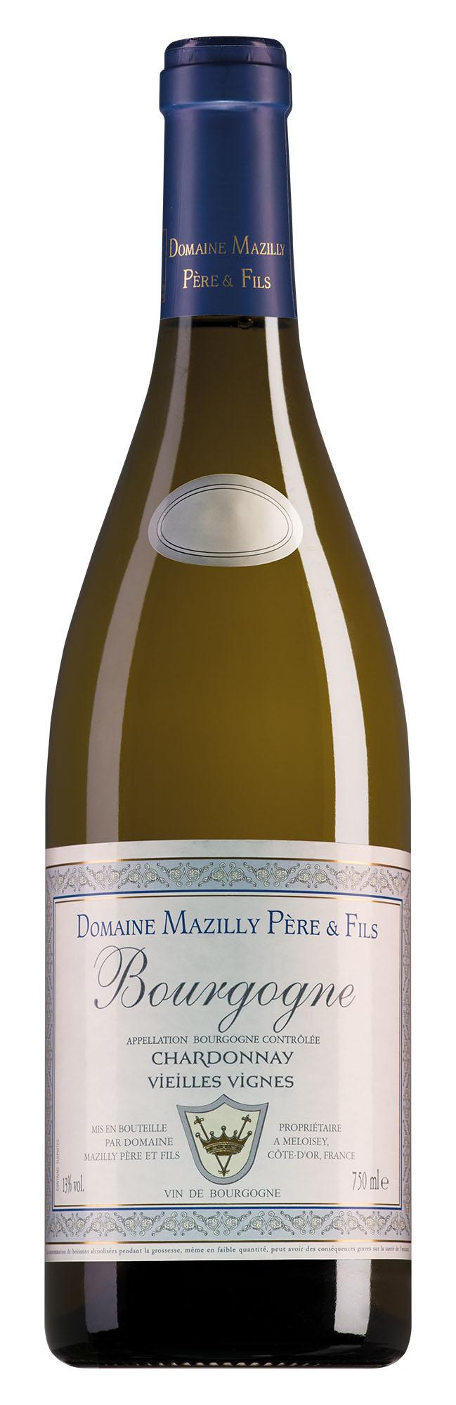 Domaine Mazilly Bourgogne Chardonnay Vieilles Vignes