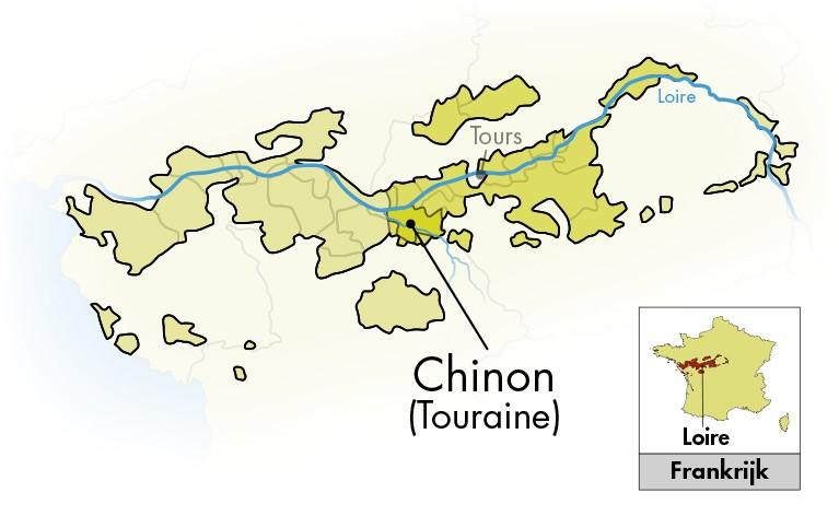 Domaine de Pallus Chinon La Croix Boissée