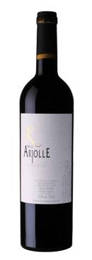 Domaine de l'Arjolle Carmenère ( nog 1 fles op voorraad.)