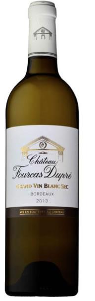Chateau Fourcas-Dupré blanc