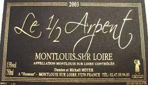 Domaine Moyer Montlouis