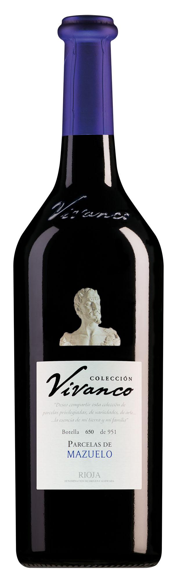 Vivanco Rioja Colección Parcelas de Mazuelo