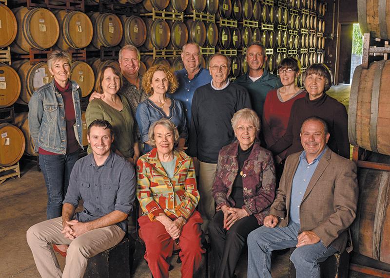 Pedroncelli Family Vineyards