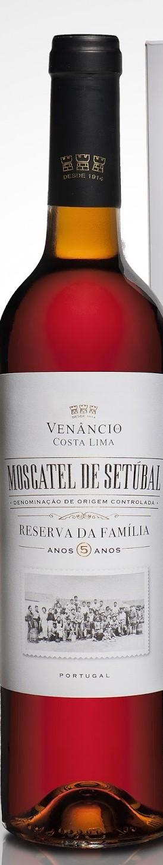 Moscatel de Sétubal reserva ,