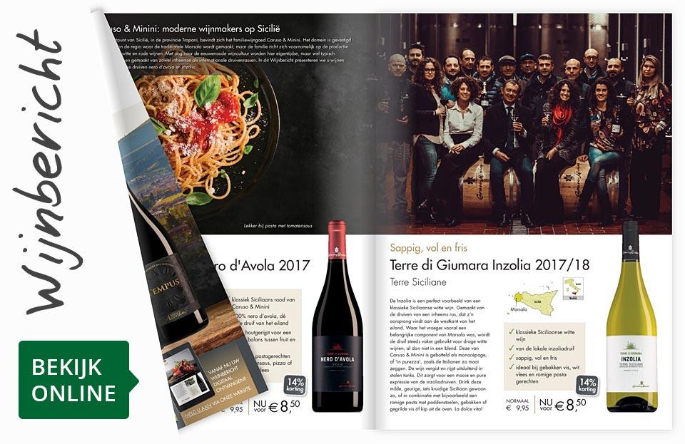 Online wijnbericht februari 2019