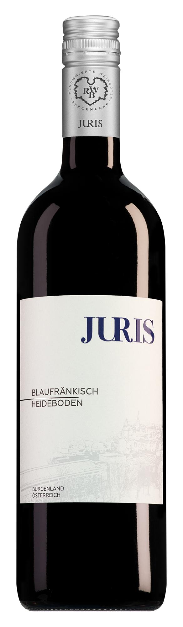 Weingut Juris Burgenland Heideboden Blaufränkisch