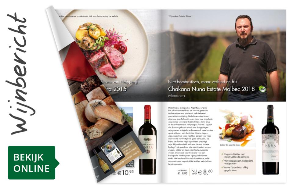 Online wijnbericht januari 2020