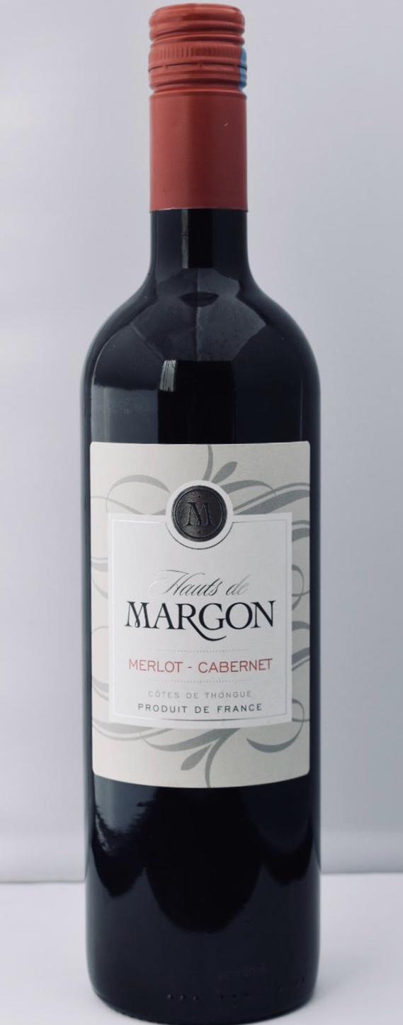 Hauts de Margon Merlot - Cabernet