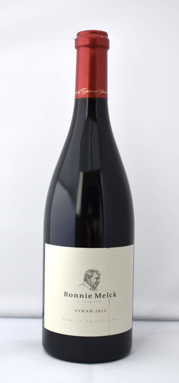 Muratie Ronnie Melck Syrah Family Selection