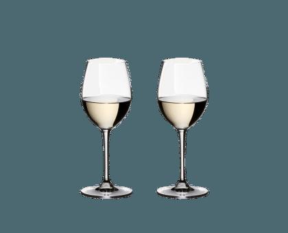Riedel Vinum Grape Varietal Specific Sauvignon Blanc/Dessert Wine (set van 2 voor € 44,90)