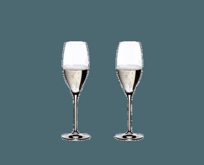 Riedel Vinum Grape Varietal Specific Cuvée Prestige (set van 2 voor € 35,-)