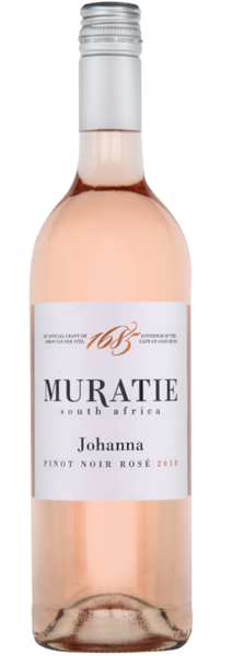 Muratie Johanna Dry Rosé
