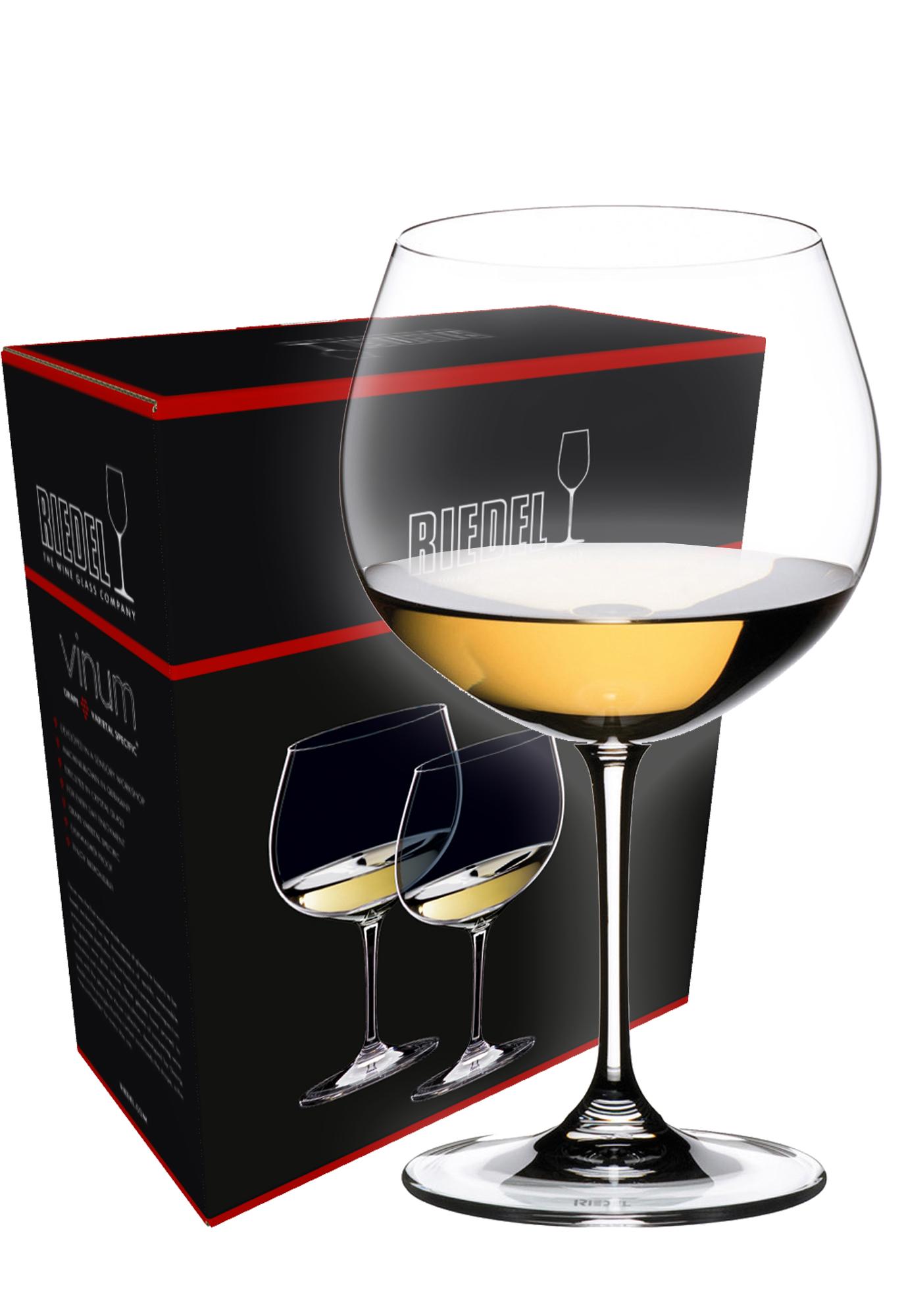 Riedel Vinum Oaked Chardonnay Montrachet wijnglas (set van 2 voor € 44,90)