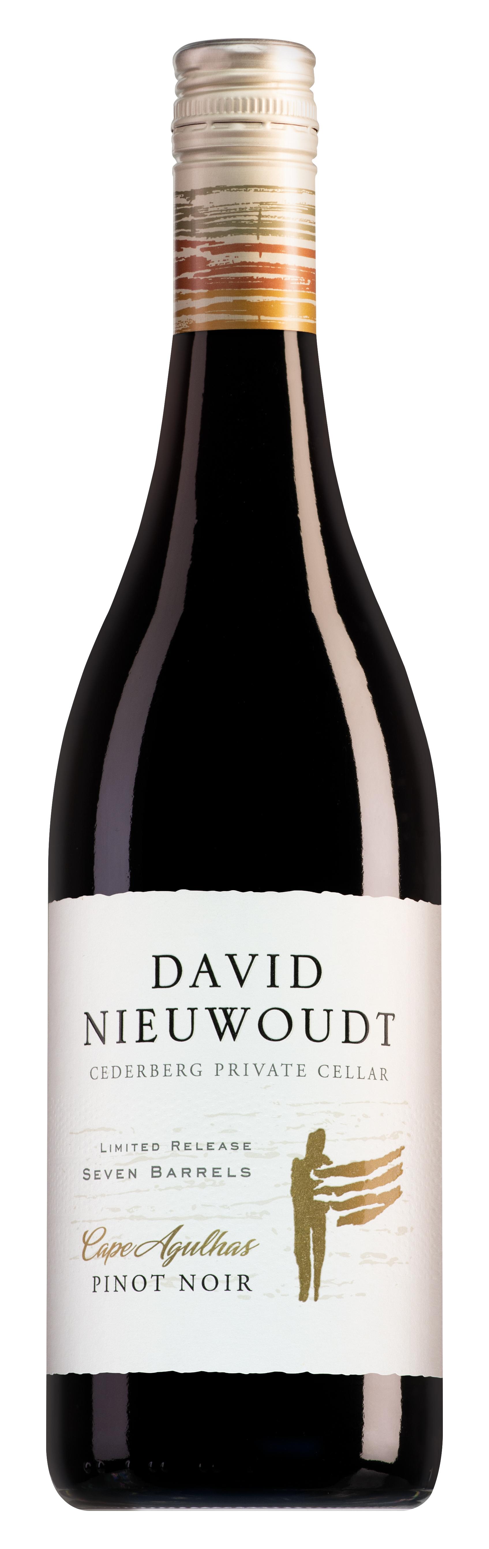Cederberg's David Nieuwoudt Pinot Noir Limited Release 7 Barrels
