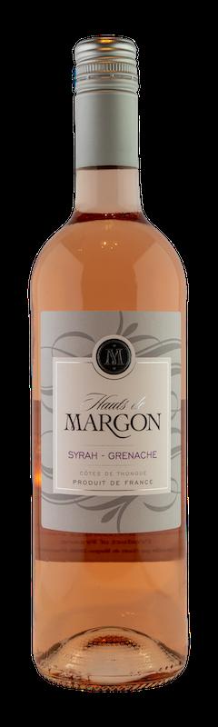Hauts de Margon Syrah - Grenache rosé