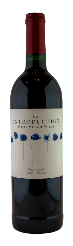 Miles Mossop Wines The Introduction Red