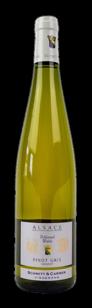 Domaine Schmitt & Carrer Pinot Gris