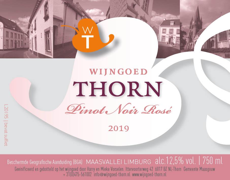 Wijngoed Thorn Pinot Noir Rosé