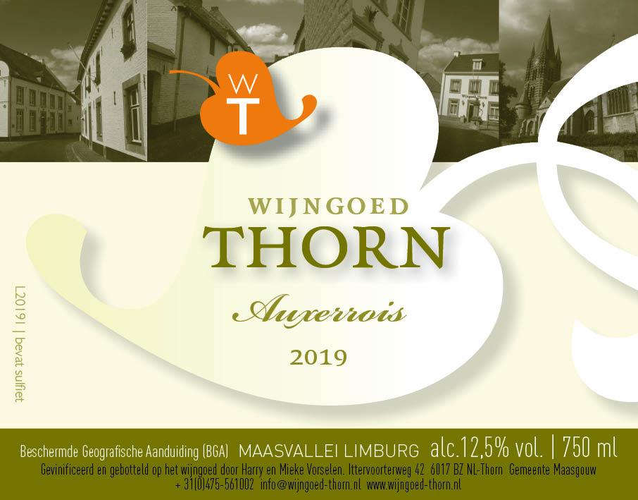 Wijngoed Thorn Auxerrois