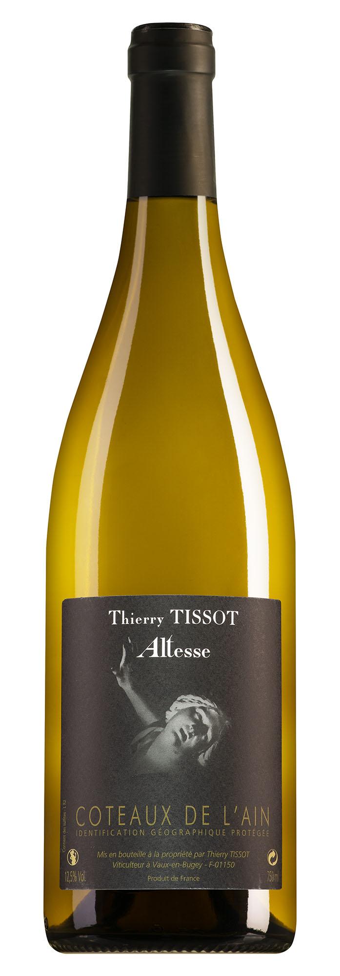 Thierry Tissot Coteaux de L'Ain Altesse