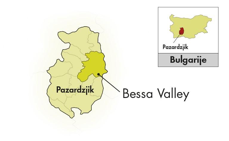 Domaine Bessa Valley Petit Enira