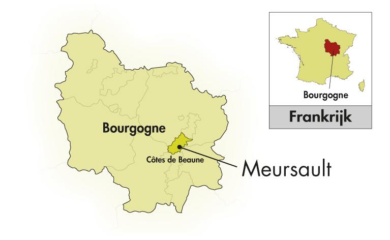 Sylvain Langoureau Meursault-Blagny Premier Cru La Pìèce Sous le Bois