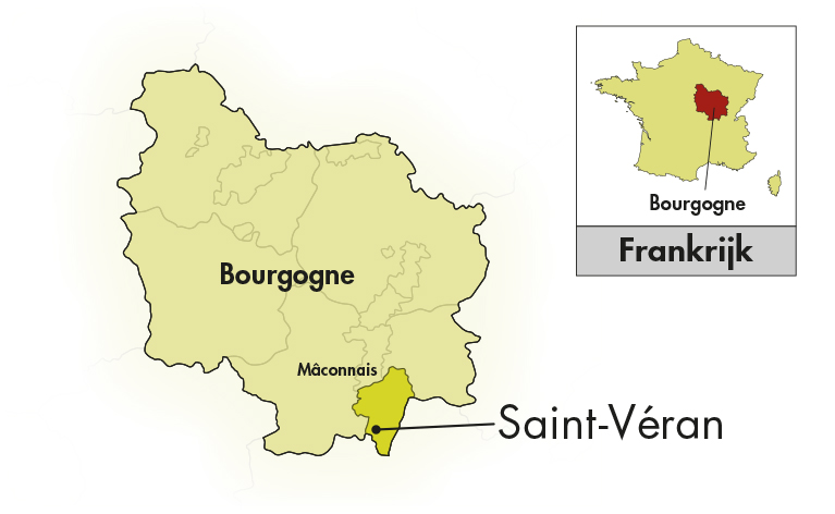 Domaine Jacques Saumaize Saint-Véran En Crêches