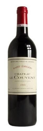 Château Le Couvent ( nog enkele flessen beschikbaar.)