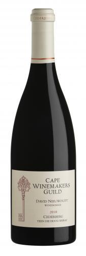 Cederberg Cape Wine makers Guild Teen die Hoog Shiraz