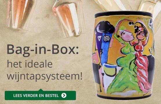 Bag in Box - Grijs