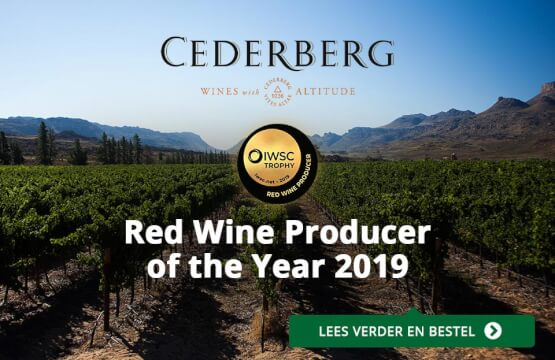 Cederberg Red Wine Producer of the Year 2019
