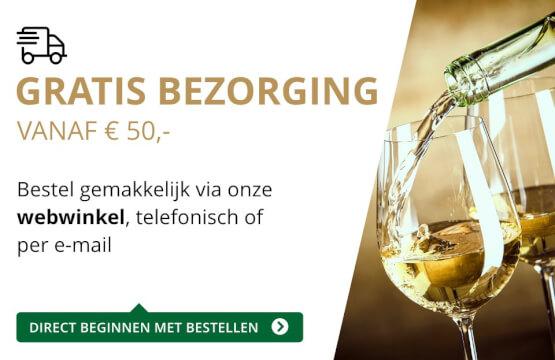 Gratis bezorging (50 euro) - goud/zwart