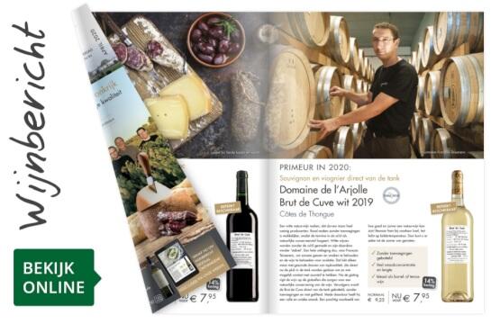 Online wijnbericht april 2020